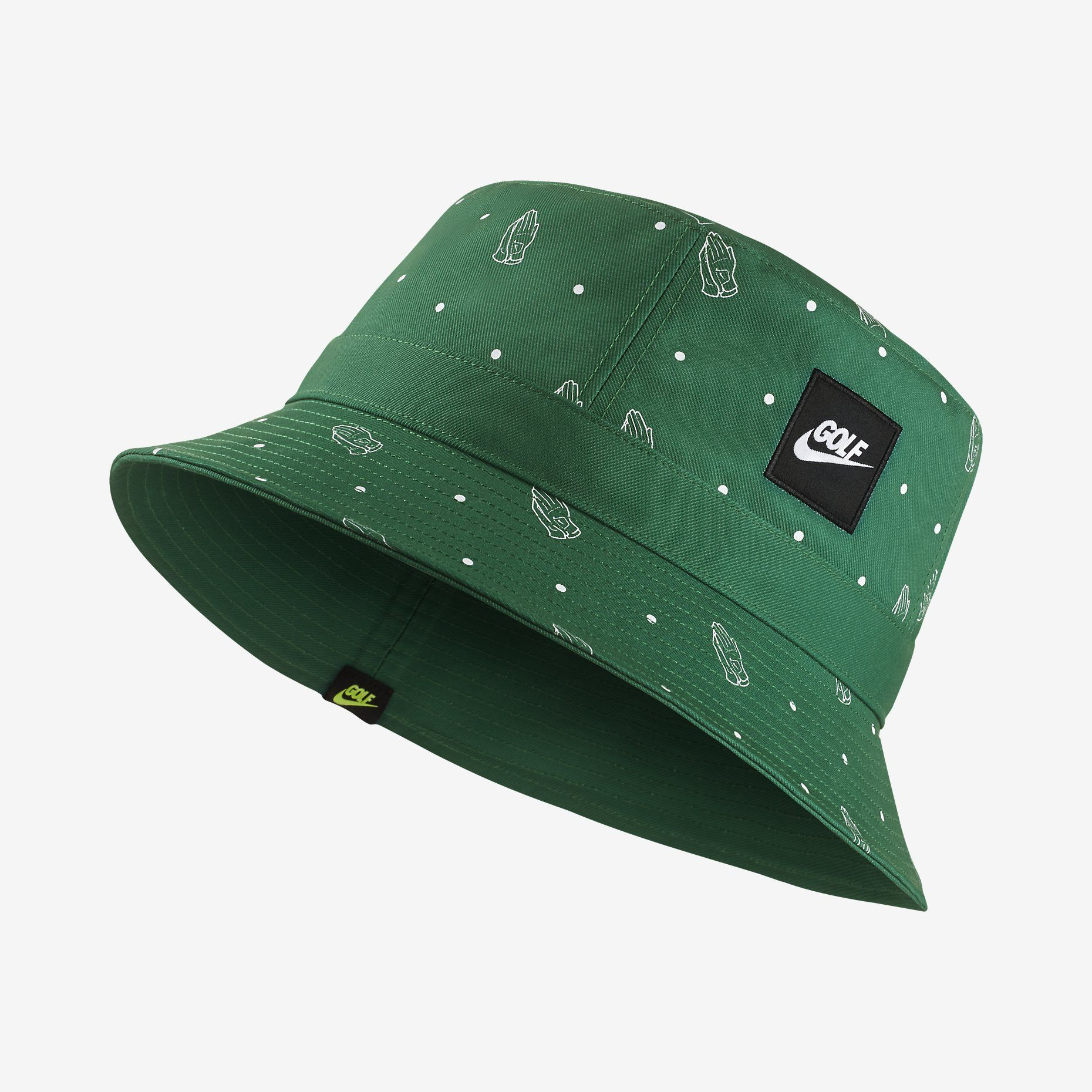 golf bucket hats